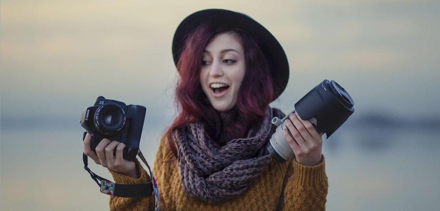 Curs de inițiere în fotografie
