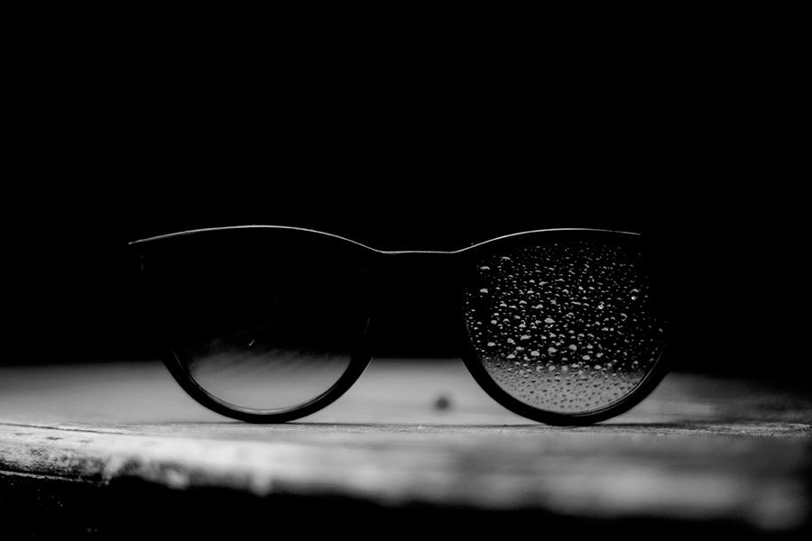 ploaia în fotografiile tale