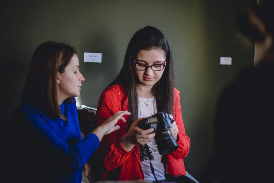 Workshop de fotografie